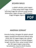 NEGARA MAJU AMERIKA SERIKAT.pptx