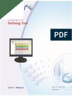 GstDef3.0 Defining Tool Issue3.01