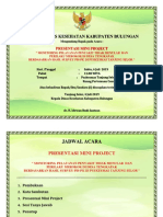 Contoh Surat undangan untuk kepala desa