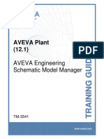 TM-3541 AVEVA Plant (12.1) Schematic Model Manager Rev 3.0
