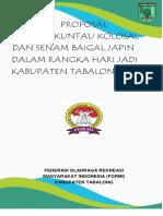 Cover Proposal Kuntau