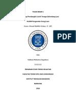 320050572 Potensi Energi Listrik Tenaga Gelombang Laut Di Perairan Manado