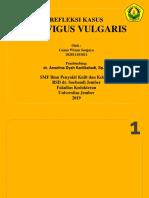 Refleksi Kasus Pemfigus Vulgaris GM (.PPT)