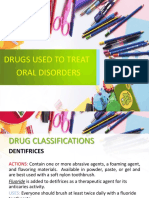 Oral Disorders