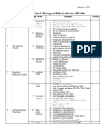 Corrected Outline of EDU 406