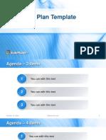 10017 Marketing Plan Blue Wave