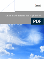 CK 12 Earth Science for High School Workbook Wb v5 Uv5 s1