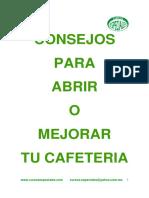 Consejos para abrir o mejorar tu cafeteria...pdf
