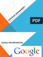 Case Study Google Incorporation Presentation