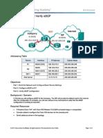 Edoc.pub 3535 Lab Configure and Verify Ebgp
