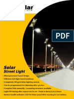 Solar Street Light Leaflet (1)