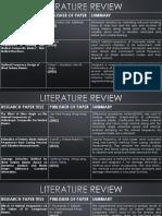 Literature Review Final