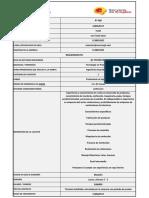 P-149 OFERTA de EMPLEO (Tecnología en Producción)