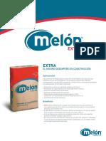 Ficha Tecnica Cemento Melon Extra