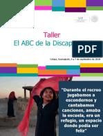 El ABC de La Discapacidad_Celaya