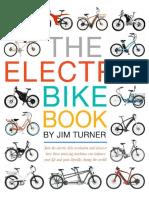 The Electric Bike Book Turner Jim