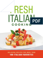 Fresh Italian Cooking - Delicious Recipes