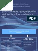 Prelegere Chisturile Neodontogene Si Pseudochisturile de Maxilar