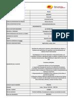 P-213 Oferta de Empleo