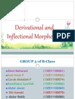 derivationalandinflectionalmorphemes-160329125326