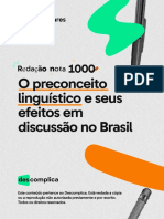 O preconceito linguístico e seus efeitos em discussão no Brasil