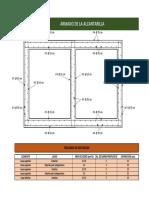 Calculo Estructural de Alcantarilla Cajon