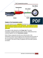 Transmission System Booklet