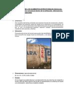 Identificacion de Elementos Estructurales_Ing. Civil