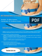 Inversiunea uterina
