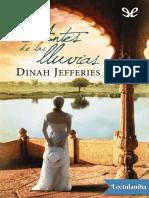 Antes de Las Lluvias - Dinah Jefferies