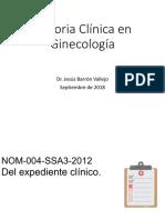 Historia Cl Nica en Ginecolog a (1)
