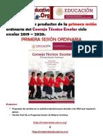 FormatosProductos1eraSesionOrdinaria19-20MXMP.docx