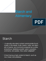 79956945-Starch-and-Alimentary.pptx
