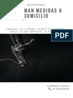 Poster Arreglos