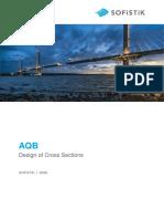 Aqb_1-Design of Cross Section