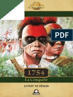 regles conquête 1754