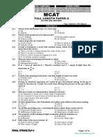 KIPS FLP 4 MDCAT(Educatedzone.com)