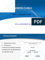Ing Clinica Clase 1