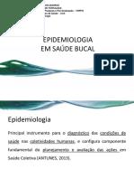 Aula 01. Epidemiologia Em Saude Bucal