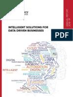 Annual Report 2018 19 Datamatics