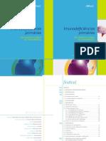 Manual imunodeficiencias primarias