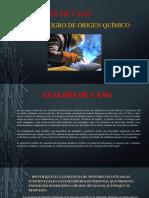 Analisis de Caso Riesgo Quimico 6 Oct 2019