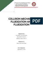 Particle Technology Fluidization Principles