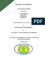 Sai Mini Project Report