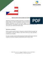 Perfil Logistico de Puerto Rico