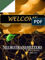 Neurotransmitters Sir Mansoor