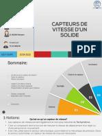 Capteurs de Vitesse Format PDF