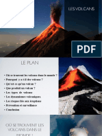a small presentation about volcan