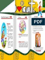 Brochure Catequesis