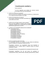 Cuestionario de Rios